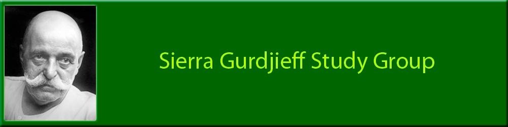 Sierra Gurdjieff Study Group